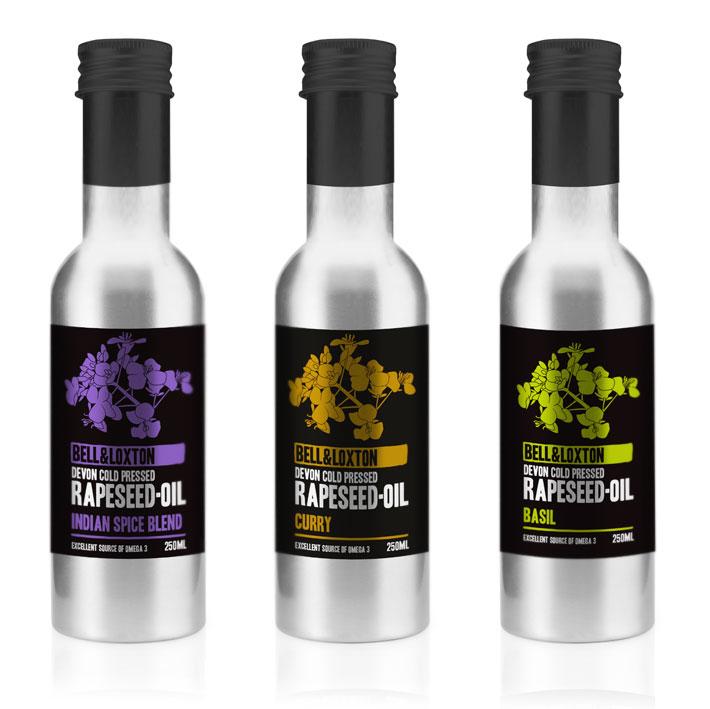 Bell Loxton award winning packaging by Logo Design